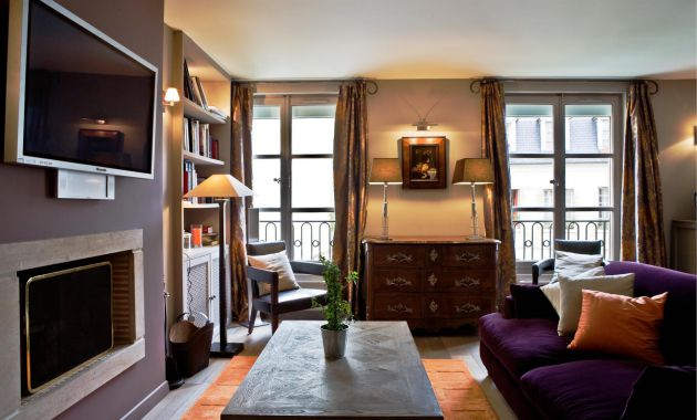 Appartement court sejour paris